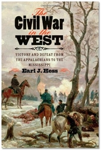 The Civil War in the West: Victory & Defeat [Hardcover]